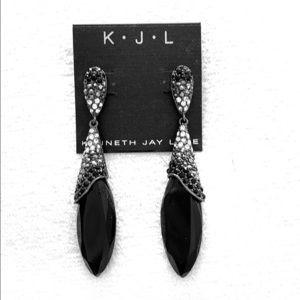 New (original backing just no price) KJL earrings